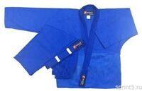 4a33d66ded98 Купить. Кимоно для дзюдо 2/150 RUSCO Sport синее ES-0498