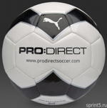 Мяч футбольный PUMA Pro Direct Training Ball №5 08275101