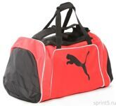 Сумка PUMA Team Cat Football bag 07143402