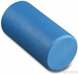 Ролик для йоги INDIGO Foam roll 15*30 см IN045 голубой