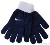 "Перчатки NIKE ""Youth Knitted Gloves"" 410"