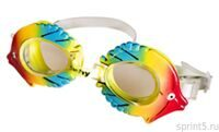 Очки для плавания FASHY Swim Goggle Kids Ocean 4104